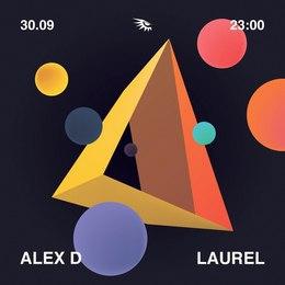 Alex D & Laurel