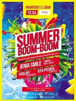 Summer Boom-Boom