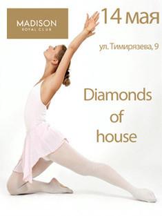 Diamonds of house