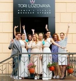 День рождения студии красоты Tori Lozovaya