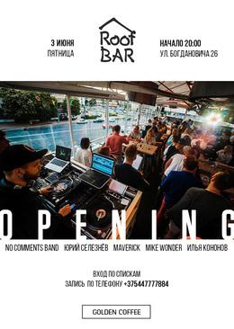 Roof Bar Opening season '2016