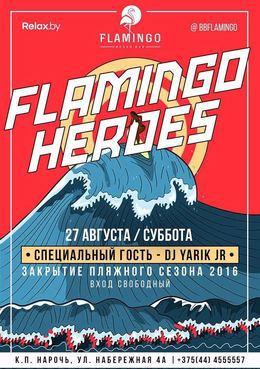 Flamingo Heroes