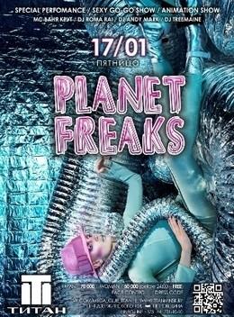 Planet freaks