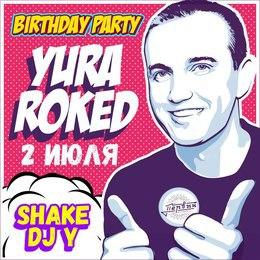 Roked birthday Party