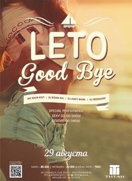 Leto Good Bye