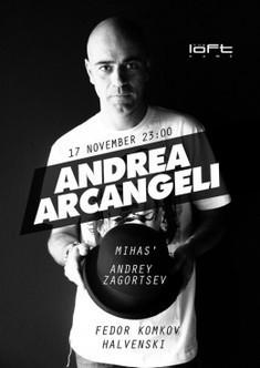 Andrea Arcangeli