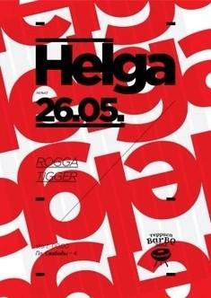 DJ Helga. Одна из лучших девушек-диджеев России