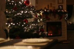 Новогодняя ночь в ресторане «Дубровъ»