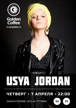 Usya Jordan