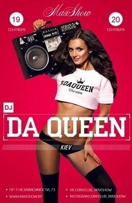 Dj Da Queen