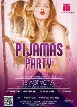 Pijamas party