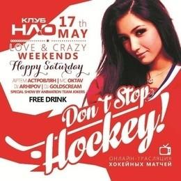 Don`t stop Hockey!