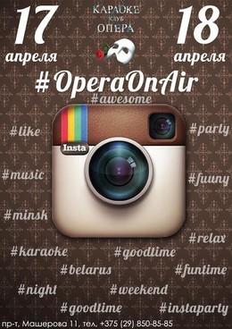 #OperaOnAir