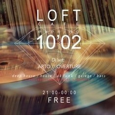 Loft Cafe Evening