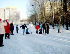 День зимних забав!