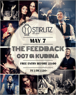Feedback Band, 007 & Kubina