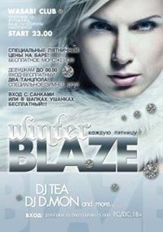Winter BLAZE