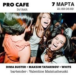 Pro Cafe Dj Bar
