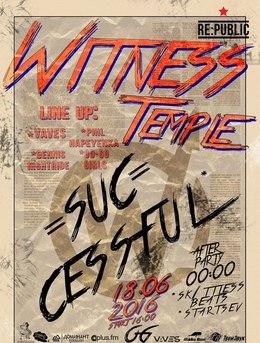 Witness Temple Fest