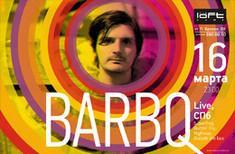 Barbq (Live,С-Петербург)