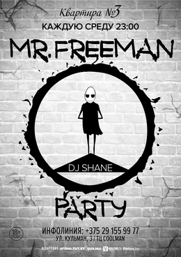 Mr. Freeman party