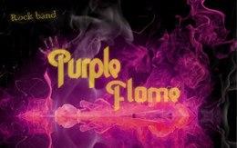 Концерт группы Purple Flame