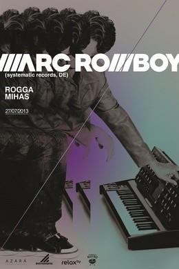Marc Romoboy