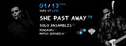 Suru.lt live: She Past Away