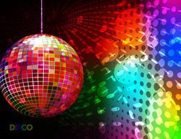 Ночная дискотека в клубе «Лига»