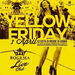 Yellow Friday