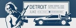Detroit Juke: Elena Sizova