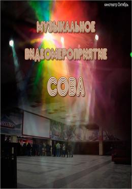Музыкальное видеомероприятие «Сова»