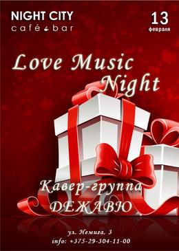 Love Music Night
