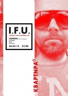 Happy B-Day I.F.U