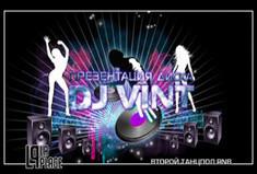 Презетнация диска DJ Vint