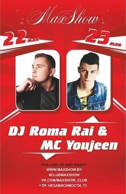 DJ Roma Rai & MC Youjeen