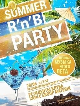 Summer R'n'B Party