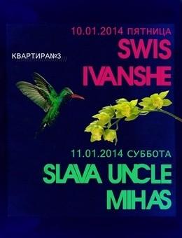 Swis& Ivanshee