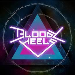 Bloody Heels Bix bare