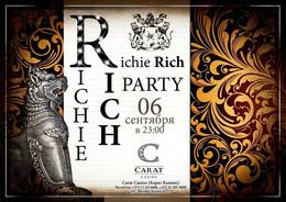 Richie Rich Party