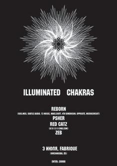 Illuminated Chakras