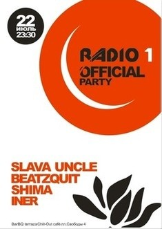 Radio 1: Official Party