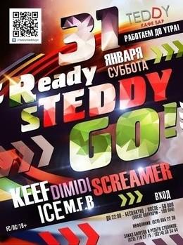 Ready Steddy Go!