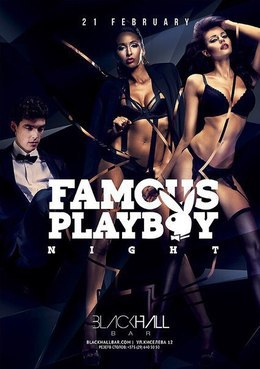 Famous Playboy Night