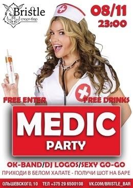 Medic party