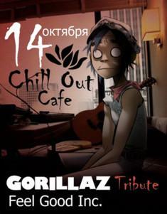 Gorillaz Tribute