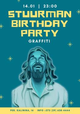 Stuurman Birthday Party