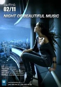 Night of beautiful music