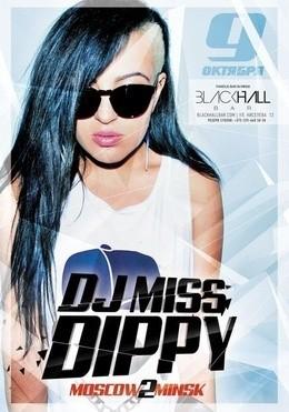 Moscow2Minsk - специальный гость Dj Miss Dippy (Moscow)