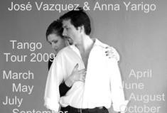 Tango Tour 2009
